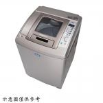 【SANLUX三洋】15kgDD直流變頻超音波單槽洗衣機SW-15DUA