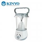 KINYO 耐嘉 充電式高亮度LED露營燈 CP-02