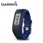 GARMIN VivoSmart HR 心率GPS智慧手環 藍