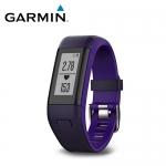 GARMIN VivoSmart HR 心率GPS智慧手環 紫