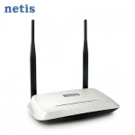netis WF2419 300M 雙天線 白極光 無線寬頻分享器