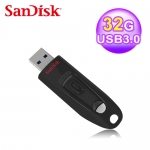 SanDisk Ultra USB 3.0 (CZ48) 32GB 隨身碟