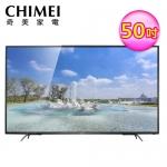 CHIMEI 奇美 50吋 4K UHD 連網液晶顯示器 視訊盒(TL-50M100)
