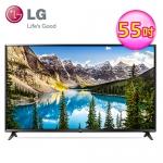 LG 樂金 55型 4K IPS UHD 聯網液晶電視 55UJ630T 深楬黑