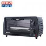 HERAN 禾聯 9L 二旋鈕機械式電烤箱 HEO-09K1