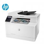 HP Color LaserJet Pro MFP M181fw 智慧雙頻無線彩雷傳真事務機