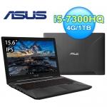 ASUS 華碩 ROG FX503VD-0042C7300HQ 15.6吋 電競筆電【《加碼送》Office 365 中文個人版1年】