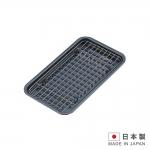 BLUE BLACK COAT 日本進口 附烤網電磁爐烤盤24X14CM TAK-H5451