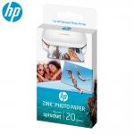 HP 惠普 Sprocket -Zink 2x3吋 原廠相紙(20張)