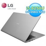 LG 樂金 Gram 14吋 極緻輕薄筆電 銀(14Z980-G.AA52C2)【加碼送★19吋不閃屏濾藍光螢幕】