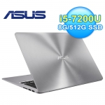 ASUS ZenBook 13.3吋 商用輕薄筆電(BX310UA-0281A7200U)