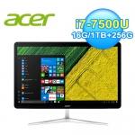 ACER Aspire U27-880 27吋 I7 雙碟 AIO 液晶電腦
