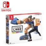 Nintendo Labo 任天堂實驗室 機器人套件組 Toy-Con02 Robot Kit 《日文版》