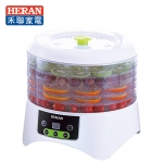 HERAN 禾聯 微電腦蔬果烘乾機 HFD-40F1