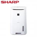【SHARP夏普】6公升自動除菌離子清淨除濕機DW-H6HT-W