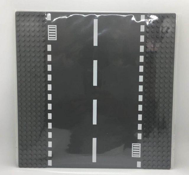 積木底板道路組:直線