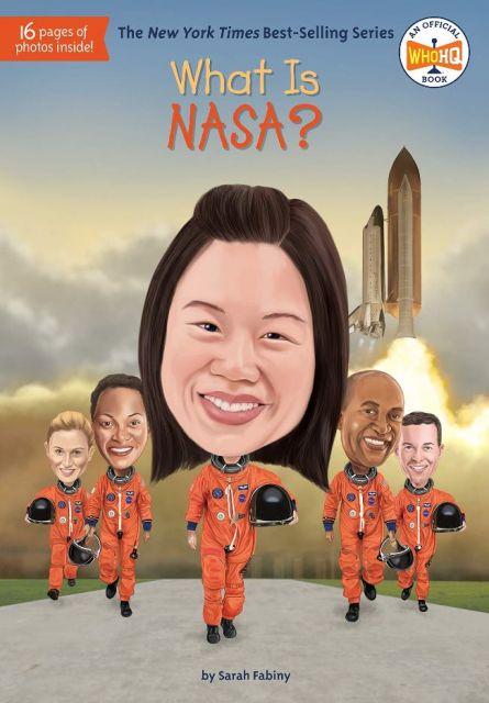 What Is NASA?  什麼是美國NASA?(外文書)