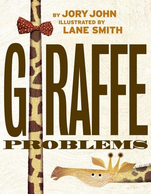 Giraffe Problems  長頸鹿的煩惱(外文書)