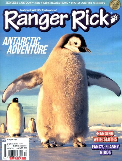 Ranger Rick 12-1月號_2019-2020