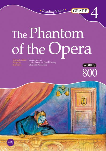 The Phantom of the Opera(Grade 4)2nd Ed.(25K+1MP3)(二版)