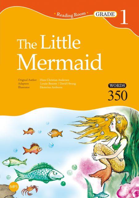 The Little Mermaid(Grade 1)(25K+1MP3)