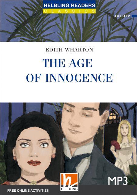 The Age of Innocence(25K彩圖經典文學改寫+1MP3)