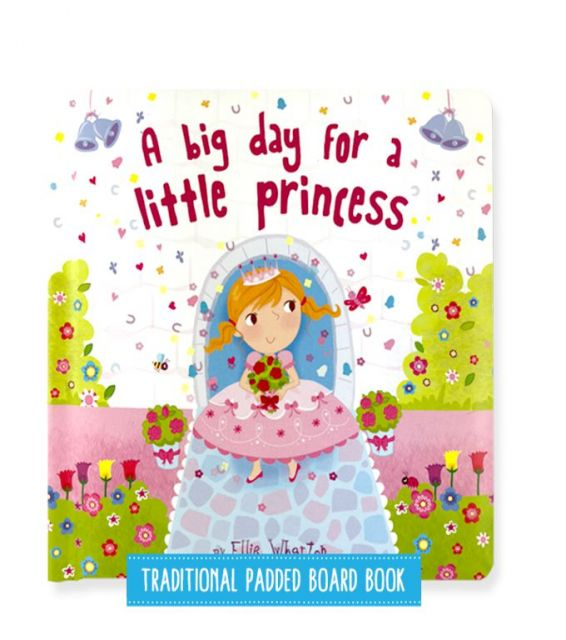 A BIG DAY FOR A LITTLE PRINCESS(外文書)