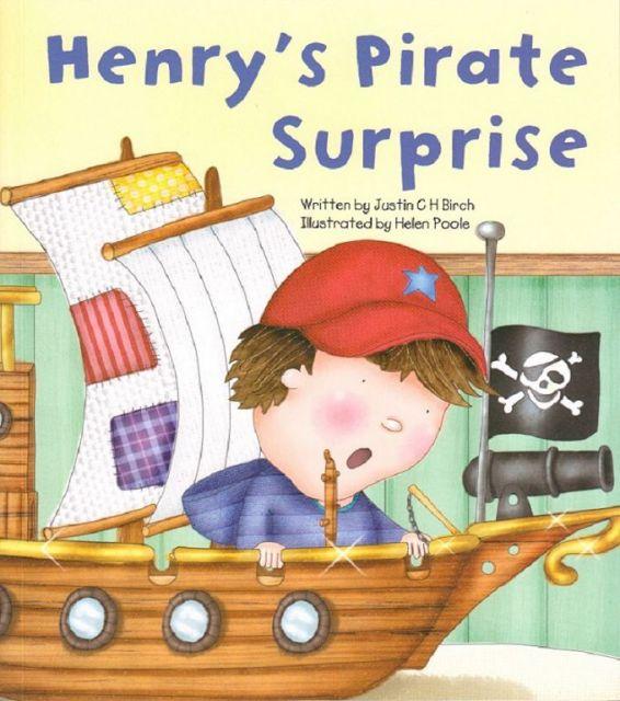 HENRYS PIRATE SURPRISE(外文書)