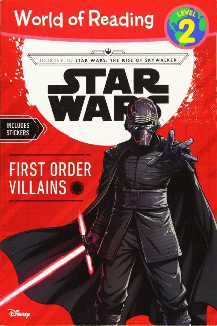 Journey to Star Wars: The Rise of Skywalker First Order Villains  天行者的崛起:第一秩序反派(外文書)