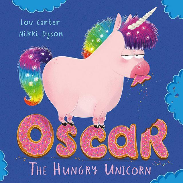 Oscar the Hungry Unicorn  好餓的奧斯卡獨角獸(厚頁書)(外文書)