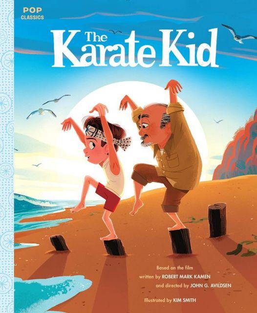 The Karate Kid  小子難纏(外文書)