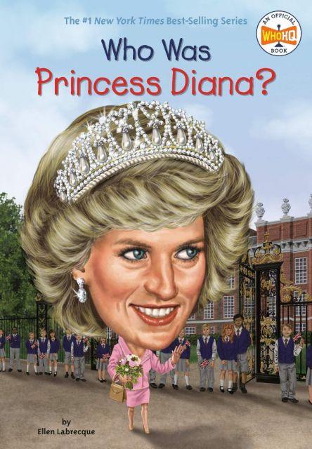 Who Was Princess Diana?  誰是黛安娜王妃(外文書)
