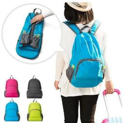 韓版旅行可折疊雙肩包 多功能 雙肩背包 收納包 旅行包 輕薄款型【SB0031】