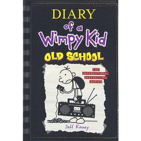 Diary of a Wimpy Kid #10: Old School遜咖日記10:往日情懷