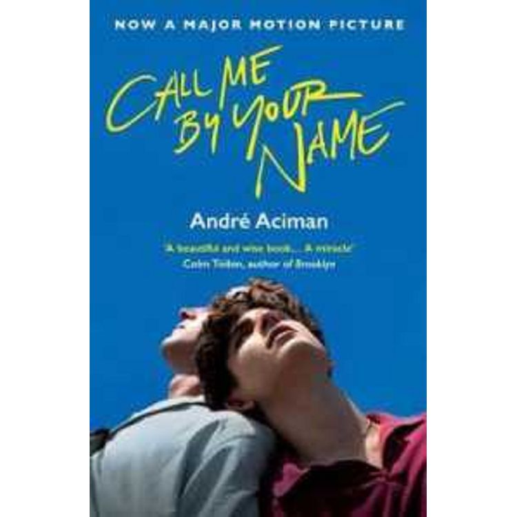 Call Me By Your Name FILM TIE以你的名字呼喚我