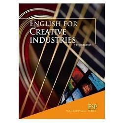 ESP: English for Creative Industries (創意產業英文)〈第二版〉