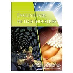 ESP: English for Hi-Tech Industries 2/e (高科技產業英文第二版)