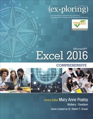 Exploring Microsoft Office Excel 2016