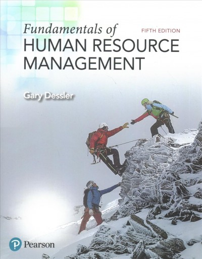Fundamentals of Human Resource Management + Mylab Management With Pearson Etext Access Car