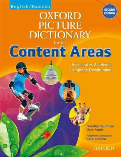 Oxford Picture Dictionary for the Content Areas English/Spanish