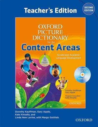 Oxford Picture Dictionary for the Content Areas