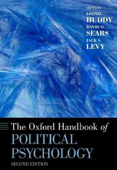 The Oxford Handbook of Political Psychology