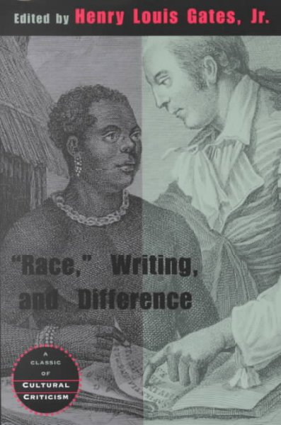 Race, Writing and Difference