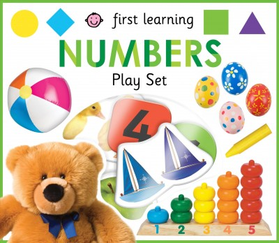 First Learning Numbers Play Set