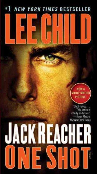 Jack Reacher:One Shot(MTI) 完美嫌犯(神隱任務電影原著)