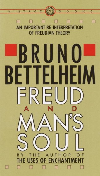 Freud and Man\