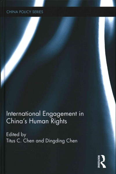 International Engagement in China Human Rights