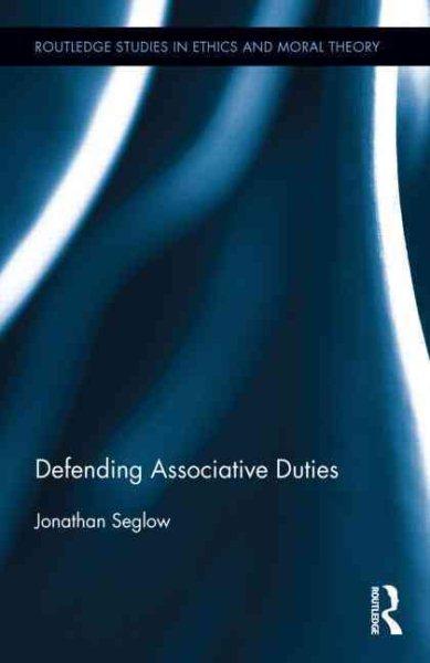 Defending Associative Duties