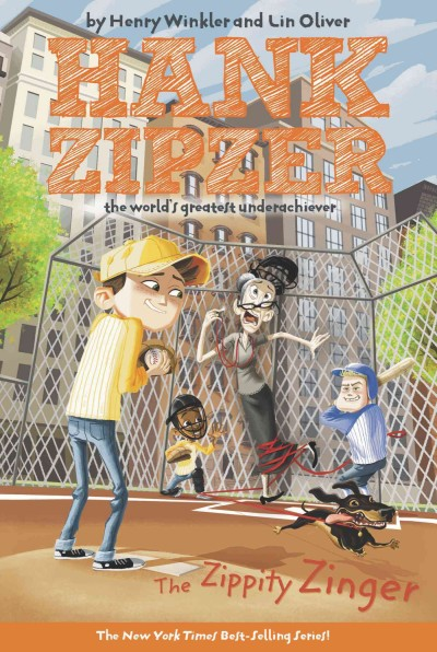 The Zippety Zinger (Hank Zipzer Series #4, The Mostly True Confessions of the Wo