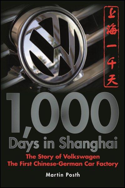 1,000 Days in Shanghai